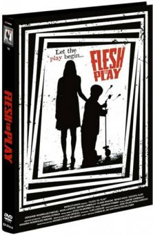 Flesh to Play (Limited Mediabook, Cover A) (2017) [FSK 18]