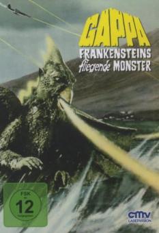 Gappa - Frankensteins fliegende Monster (1967)