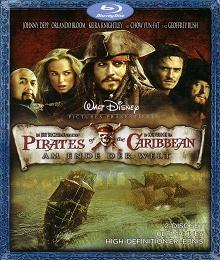 Fluch der Karibik 3: Pirates of the Caribbean - Am Ende der Welt (2 Discs) (2007) [Blu-ray]