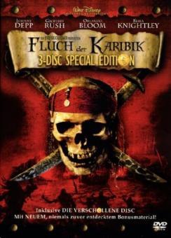 Fluch der Karibik (3 Disc Special Edition) (2003)