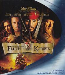 Fluch der Karibik (2 Discs) (2003) [Blu-ray]