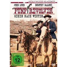 Fünf Revolver gehen nach Westen (1955)