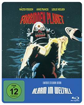 Alarm im Weltall (Limited Steelbook) (1956) [Blu-ray]
