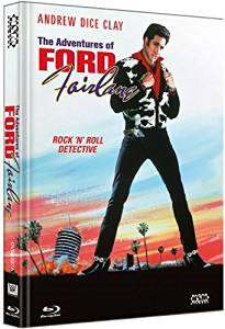 Ford Fairlane - Rock'n' Roll Detective (Limited Mediabook, Blu-ray+DVD, Cover A) (1990) [Blu-ray]