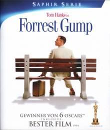 Forrest Gump (2 Discs) (1994) [Blu-ray]