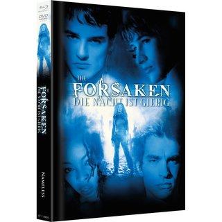 The Forsaken - Die Nacht ist gierig (Limited Mediabook, Blu-ray+DVD, Cover A) (2001) [FSK 18] [Blu-ray]