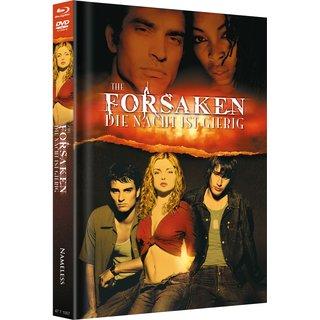 The Forsaken - Die Nacht ist gierig (Limited Mediabook, Blu-ray+DVD, Cover B) (2001) [FSK 18] [Blu-ray]
