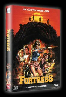 Fortress (2 Disc Collector's Edition, Kleine Hartbox) (1986) [FSK 18]