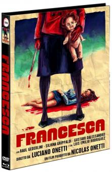 Francesca (Limited Mediabook, Blu-ray+DVD) (2015) [FSK 18] [Blu-ray]