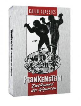Frankenstein - Zweikampf der Giganten (Metal-Pack, 2 DVDs) (1966)