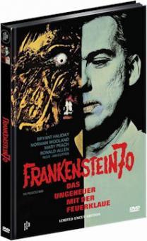 Frankenstein 70 - Das Ungeheuer mit der Feuerklaue (Limited Mediabook) (1966)