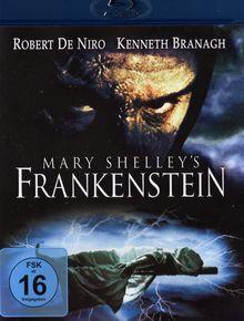 Mary Shelley's Frankenstein (1994) [Blu-ray]