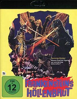 Frankensteins Höllenbrut (1972) [Blu-ray]