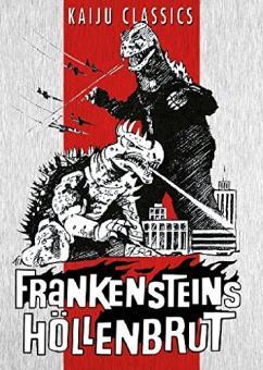 Frankensteins Höllenbrut (2 DVDs Metalpak) (1972)