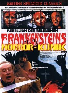Frankensteins Horrorklinik (2 DVDs, Mediabook) (1973) [FSK 18]