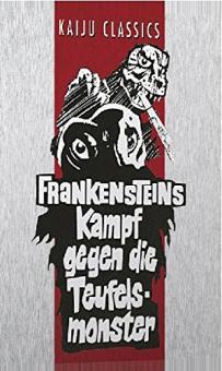Frankensteins Kampf gegen die Teufelsmonster (2 Disc Steelbook) (1971)