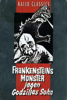 Frankensteins Monster jagen Godzillas Sohn (Metalpak) (1967)
