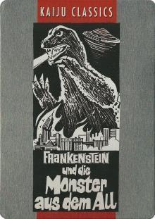 Frankenstein und die Monster aus dem All (Metalpak) (1968)