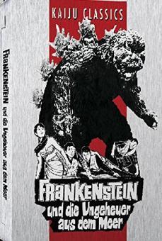 Frankenstein und die Ungeheuer aus dem Meer (Steelbook, 2 DVDs) (1966)