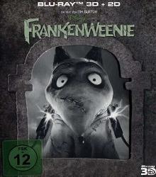 Frankenweenie (+Blu-ray) (2012) [3D Blu-ray]