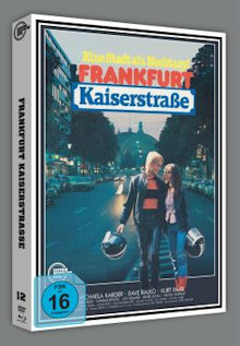 Frankfurt Kaiserstrasse (Limited Edition, Blu-ray+DVD) (1981) [Blu-ray]