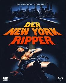 Der New York Ripper (im Schuber) (1982) [FSK 18] [Blu-ray]