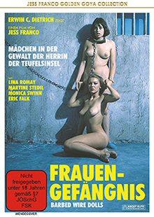 Frauengefängnis - Barbed Wire Dolls (Uncut) (1976) [FSK 18]