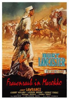 Frauenraub in Marokko (1951)