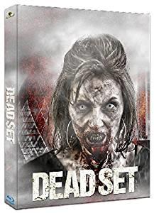 Dead Set (3 Disc Limited Mediabook, Cover B) (2008) [FSK 18] [Blu-ray]