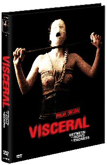 Visceral - Between the Ropes of Madness (Limited Mediabook, Cover B) (2012) [FSK 18]