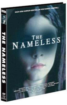 The Nameless (Limited Mediabook, Blu-ray+DVD, Cover C) (1999) [FSK 18] [Blu-ray]