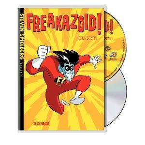 Freakazoid - The Complete First Season (2 DVDs) [US Import]
