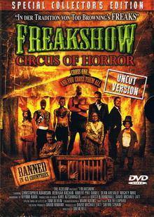 Freakshow (Special Collector's Edition) (2007) [FSK 18] [Gebraucht - Zustand (Sehr Gut)]