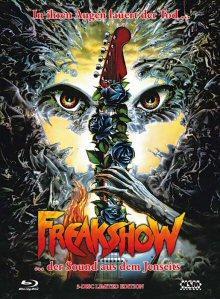 Freakshow (3 Disc Mediabook, Blu-ray+DVD+CD) (1988) [FSK 18] [Blu-ray]