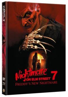 Nightmare on Elm Street - Teil 7 (Limited Mediabook, Blu-ray+DVD) (1994) [FSK 18] [Blu-ray]