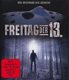 Freitag der 13. (1979) [FSK 18] [Blu-ray]