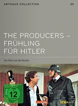 The Producers - Frühling für Hitler (1968) [Gebraucht - Zustand (Sehr Gut)]