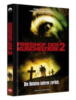 Friedhof der Kuscheltiere 2 (Limited Mediabook, Cover A) (1992) [FSK 18]