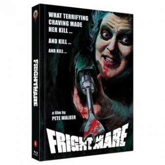 Frightmare - Alptraum (Limited Mediabook, Blu-ray+DVD, Cover A) (1974) [Blu-ray]