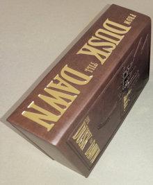 From Dusk Till Dawn Trilogy (Limited Lederbuch Edition, 3 Mediabooks) [FSK 18] [Blu-ray]
