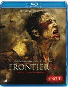 Frontier(s) (Uncut) (2007) [FSK 18] [Blu-ray]