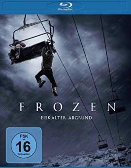 Frozen - Eiskalter Abgrund (2010) [Blu-ray] [Gebraucht - Zustand (Sehr Gut)]