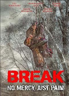 Break (Uncut Limited Mediabook, Blu-ray+2 DVDs, Cover D) (2009) [FSK 18] [Blu-ray]