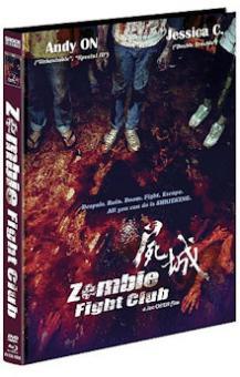 Zombie Fight Club (Limited Mediabook, Blu-ray+DVD, Cover B) (2014) [FSK 18] [Blu-ray]