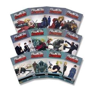 Fullmetal Alchemist - Vol. 01 bis 12 (12 DVDs, Komplettset)