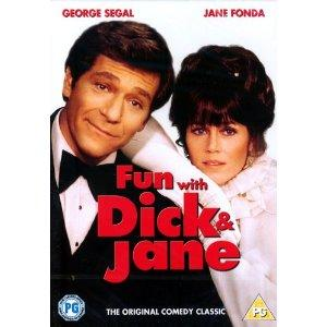 Fun with Dick and Jane (1977) [UK Import mit dt. Ton]