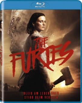 The Furies (Uncut) (2019) [FSK 18] [Blu-ray]