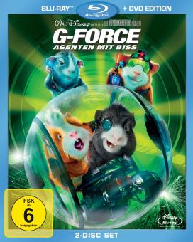 G-Force - Agenten mit Biss (Blu-ray+DVD) (2009) [Blu-ray]