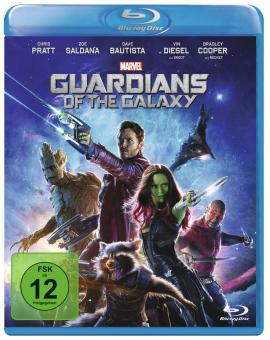 Guardians of the Galaxy (2014) [Blu-ray]