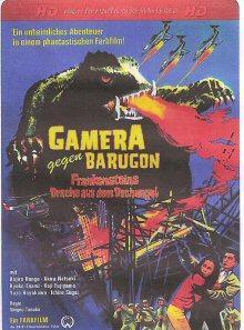 Gamera gegen Barugon - Frankensteins Drache aus dem Dschungel (Limitiertes Steelbook) (1966)